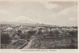 315-Camporotondo Etneo-Catania-Sicilia-Panorama-Ed.Litrico Giuseppa Ved. Sanfilippoo - Catania