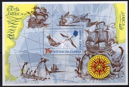 Tristan Da Cunha 1974 'The Lonely Island' MS, MNH,SG 192 - Tristan Da Cunha