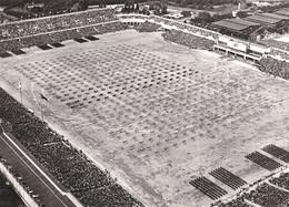 STADE STRAHOV STADIUM - PRAGUE / PRAHA : SECOND NATIONAL SPARTAKIADE - 1960 - REAL PHOTO 13 X 18 CM (ai140) - Sport