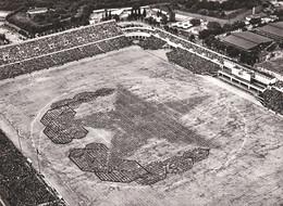 STADE STRAHOV STADIUM - PRAGUE / PRAHA : SECOND NATIONAL SPARTAKIADE - 1960 - REAL PHOTO 13 X 18 CM (ai137) - Sport