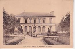 SAINT AFFRIQUE(PALAIS DE JUSTICE) - Saint Affrique
