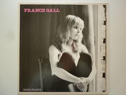 France Gall 33Tours Vinyle Paris France / Il Jouait Du Piano Debout - Non Classificati