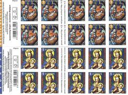 BELGIUM, 2019, Booklet 167/168, Christmas Booklets - Markenheftchen 1953-....
