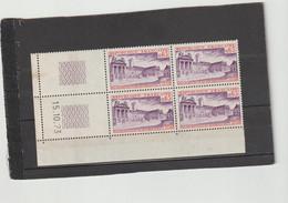 N° 1757 - 0,65 DUCS DE BOURGOGNE - 1° Tirage Du 12.5.73 Au 22.5.73 - 21.05.1973 - - 1970-1979