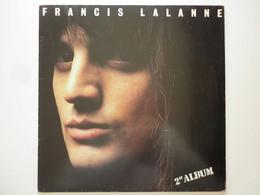 Francis Lalanne 33Tours Vinyle 2e Album - Non Classificati