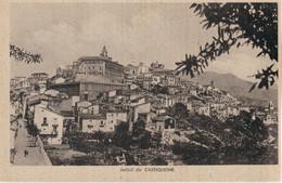 319-Castiglione Di Sicilia-Catania-Saluti Da...Ed.Alfio Torrisi+G.Gussoni-Como-v.1942 X Catania. - Catania