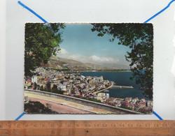 MONACO MONTE CARLO : Vue D'ensemble Et Le Port  1961 - Panoramic Views