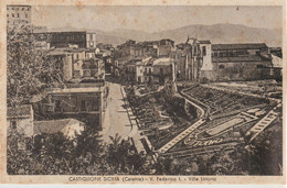 320-Castiglione Di Sicilia-Catania-Villa Littorio-Ed.Riolo-v.1939 - Catania
