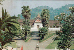 1 AK Laos * Das Museum In Luang Prabang - Luang Prabang Ist Seit 1995 UNESCO Weltkulturerbe * - Laos