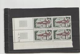 N° 1712 - 1,20 ABBAYE DE CHARLIEU - 1° Tirage Du 4.4.72 Au 19.4.72 -  14.04.1972 - - 1970-1979