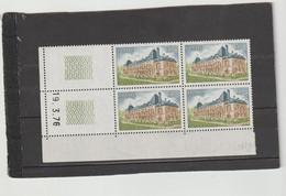 N° 1873 - 3,00 CHATEAU DE LA MALMAISON - 1° Tirage Du 18..76 Au 12.4.76 - 19.03.1976 - - 1970-1979
