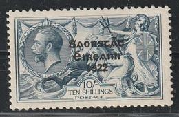 IRLANDE - N°39 * (1922) 10 S Bleu - Unused Stamps