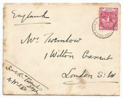 Cape Of Good Hope 1902 VICTORIA WEST ROAD Railway Office Cancel. Boer War. - Cape Of Good Hope (1853-1904)