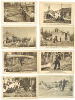 16 Cpa Missions D'extrême-Nord Canadien, Glaces Polaires, ... ( S. 7498 ) - Autres