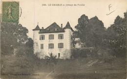 CPA Le Chable  74/897 - Sonstige Gemeinden
