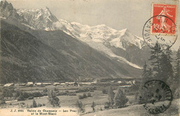 CPA Les Praz  74/902 - Sonstige Gemeinden