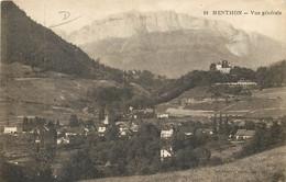 CPA Menthon Saint Bernard  74/915 - Sonstige Gemeinden