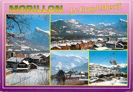 CPSM Morillon  74/925 - Sonstige Gemeinden