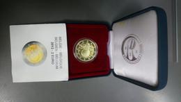 BELGIE - BELGIQUE 2 € 2013 PROOF IN DOOSJE - 100 Jaar KMI - Belgien