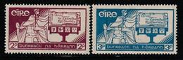 IRLANDE - N°71/2 ** (1937) Nouvelle Constitution - Unused Stamps