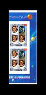 KR Jemen / Kingdom Of Yemen: 'Apollo-11 In Space, 1969', Mi. 883 U; Yv. PA.108F ND [imperf.] ** - Asia