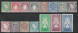 IRLANDE - N°78/92 ** (1941-44) Série Courante - Unused Stamps