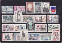 France, Lot De 75 Timbres Neufs - Unused Stamps