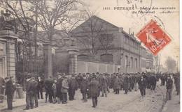 Hauts-de-Seine - Puteaux - Sortie Des Ouvriers De L'Arsenal - Puteaux