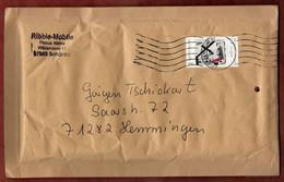 Warensendung, Lissitzky, Handroll Briefzentrum 97, Schoenau Nach Hemmingen 2004 (5342) - Briefe U. Dokumente