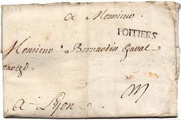 France Vienne Poitiers PD2 1728 - 1701-1800: Precursors XVIII