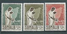 Somalie  Série    - Yvert N°  245  /  247  *  Trace De Charnière -  Mala 10226 - Somalië (1960-...)