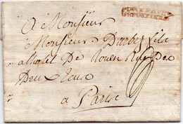 France Vienne Poitiers PP2 Rouge 1785 Ind 24 - 1701-1800: Precursors XVIII