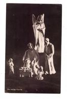 RELIGION - KRIPPE, Madonnenwerkstatt Kottmeier Eisenach, 1951, Privatkorrespondenz, Nadelloch - Andere
