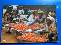 BENIN  MARCHE AHOUANGBOME PORTO NOVO PHOTOGRAPHE HAZOUME - Benin