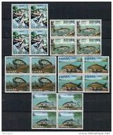 España 1977. Edifil 2403-07 X 4 ** MNH. - 1971-80 Nuovi