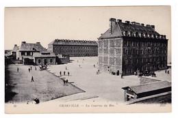 CPA Granville, Manche, Casene Du Roc - Kazerne