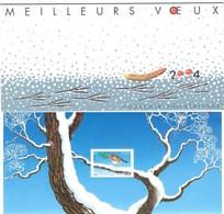 ⭐ France - Bloc Souvenir - YT N° 1 ** - Rouge Gorge - 2003 ⭐ - Souvenir Blocks