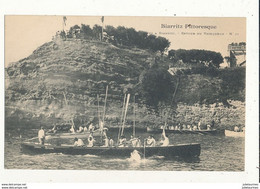 64 BIARRITZ RETOUR DU VAINQUEUR CPA BON ETAT - Biarritz