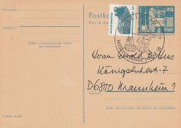 DP 80 Bauwerke, Berlin Alexanderplatz,Fernseturm,Hotelhochhaus, Leipzig - Postkarten - Ungebraucht