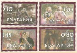 BULGARIA - 2004 - Historie - 4v** - Ungebraucht