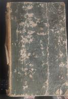 Juras Gros Registre Amodiation Sur Dole Brevans Et Voisinage De Plus De 110 Pages XVIII° - Manuscripts