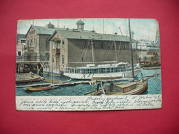Hoboken - 1911 - USA --- Atlantic Boat Club House, State New Jersey --- 570 - Other