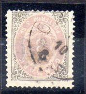 Dinamarca Sello N ºYvert 17 O - Used Stamps