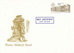 DP 98**   750 Jahre Berlin, Berlin - Berlin-Ribbeck-Haus - Postkarten - Ungebraucht