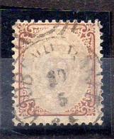 Dinamarca Sello N ºYvert 21 O - Used Stamps