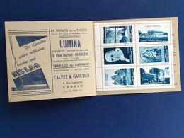 Cognac 6 Vignettes**Touristique Bloc Rare En Carnet-☛Erinnophilie,stamp,Timbre,Label,Sticker-Aufkleber-Bollo-Viñeta-Carm - Blocs & Carnets