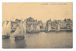 LE HAVRE   (cpa 76)   L'Ance Des Pilotes Et Le Musée   -  L 1 - Other