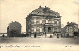 Koekelberg  - Maison Communale (L L Lagaert) - Koekelberg