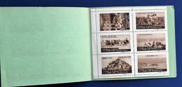 Pithiviers Colonie De Jeanne D'Arc 6 Vignettes**Touristique Bloc Rare En Carnet-☛Erinnophilie,stamp,Timbre,Label,Sticker - Blocs & Carnets