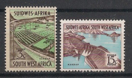 SWA / South West Africa - 1963 -  N°Yv. 271 à 272 - Série Complète - Neuf Luxe ** / MNH / Postfrisch - Namibia (1990- ...)